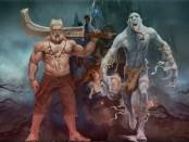 игры про монстров