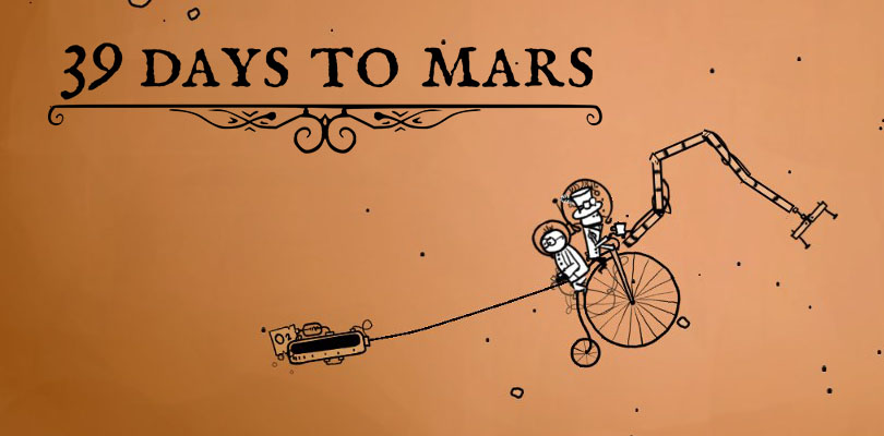 Обзор 39 Days to Mars