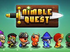 Nimble Quest - змейка эволюционировала!