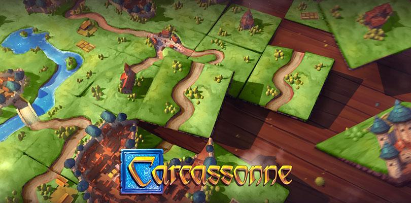 Обзор Carcassonne - Tiles & Tactics