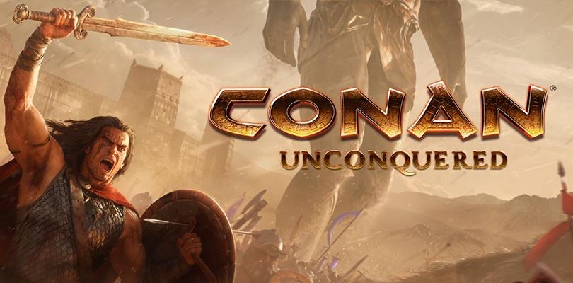 Обзор Conan Unconquered