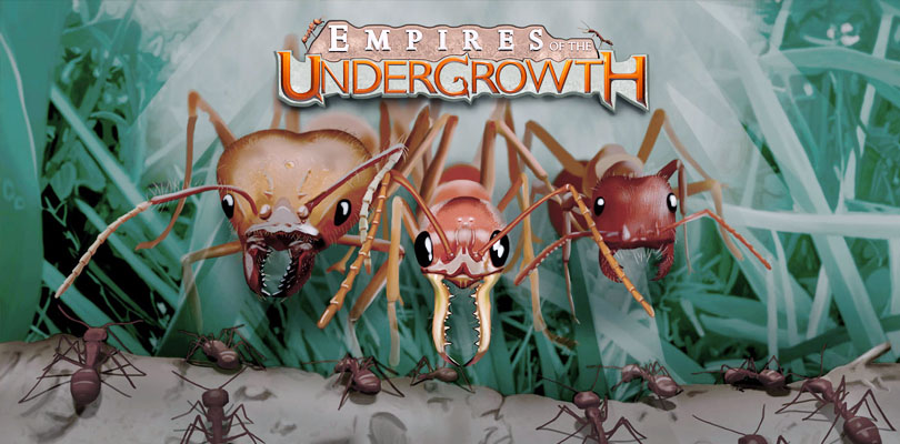 Обзор Empires of the Undergrowth