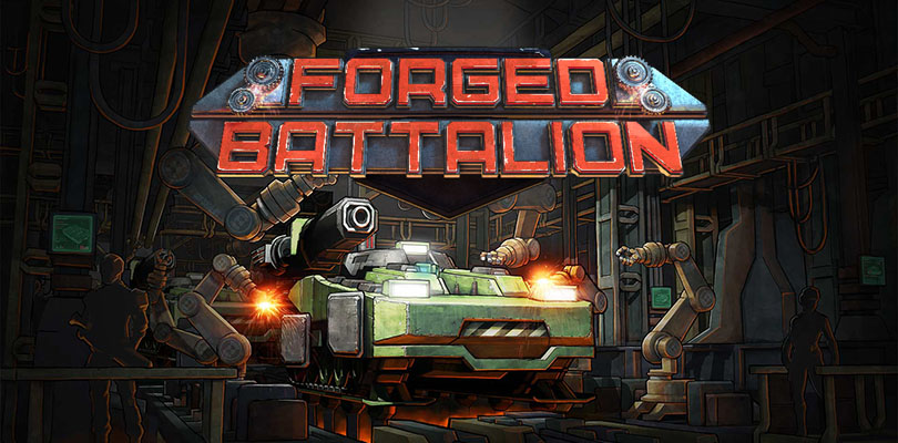 Обзор Forged Battalion