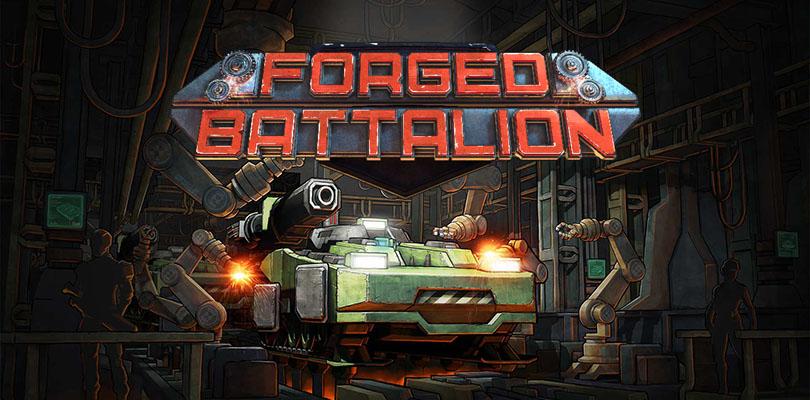 Обзор Forged Battalion