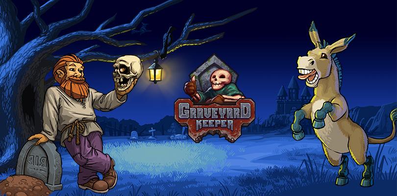 Обзор Graveyard Keeper