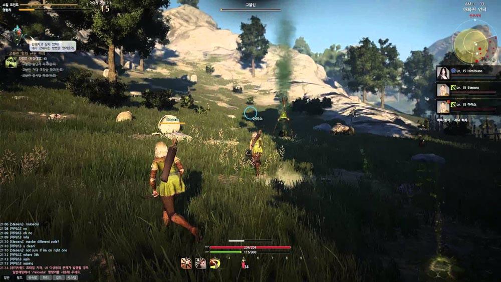 Охота в самом разгаре
