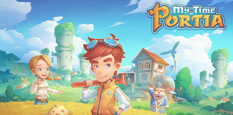 Обзор My Time At Portia