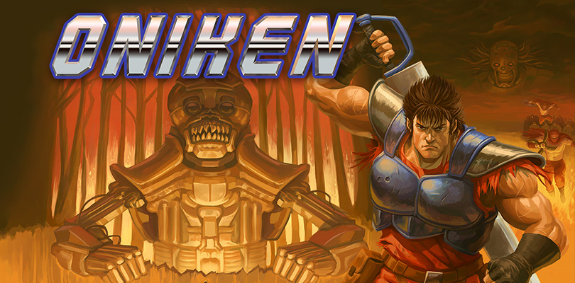 Обзор Oniken: Unstoppable Edition