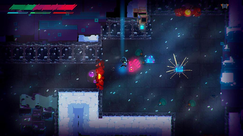 Игра Phantom Trigger графика и звук