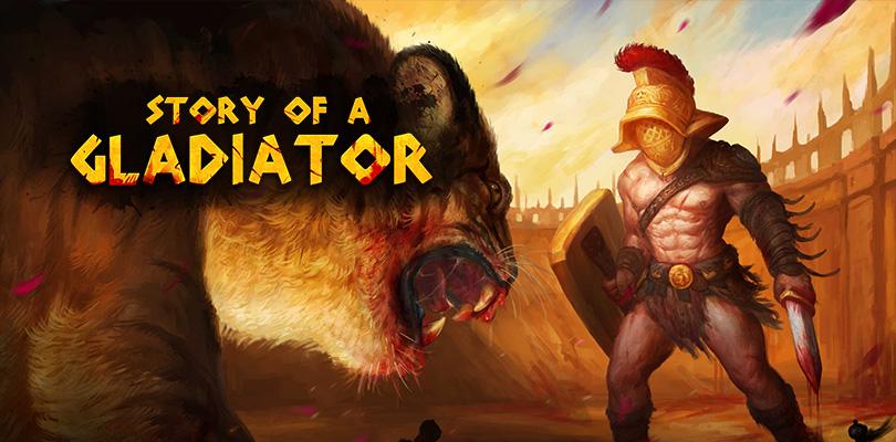Обзор Story of a Gladiator