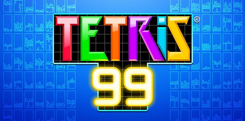 Обзор Tetris 99